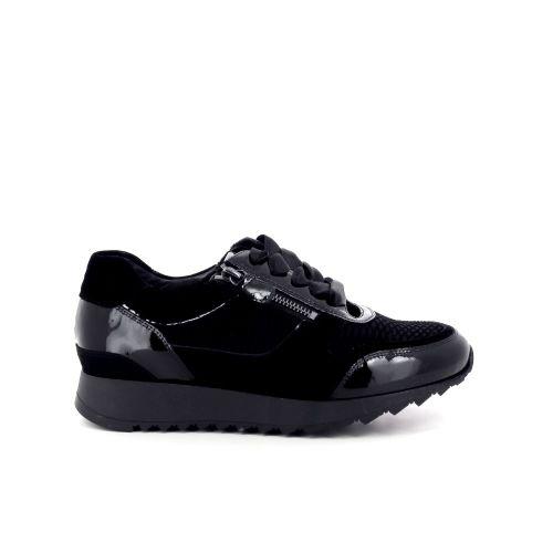 Hassia damesschoenen sneaker zwart 200291