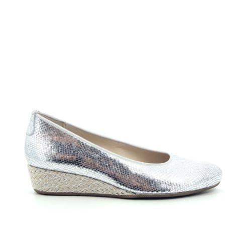 Hassia damesschoenen comfort zilver 172545