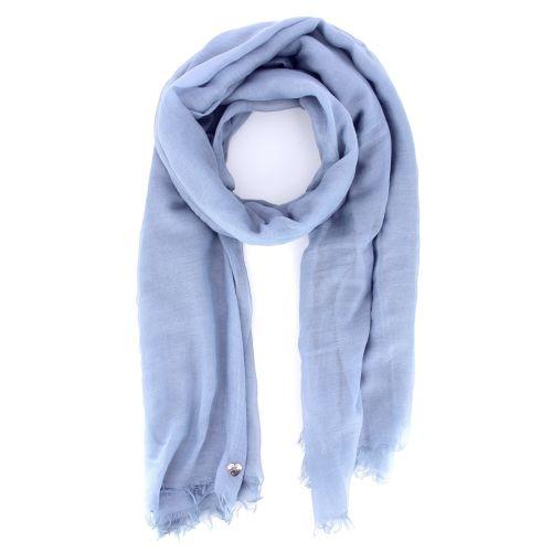 Pyaar accessoires sjaals blauw 14681
