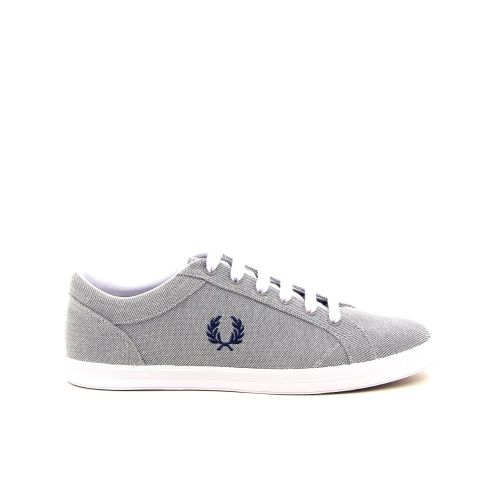 Fred perry  sneaker lichtgrijs 181835