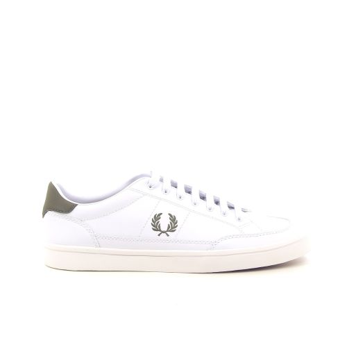 Fred perry  sneaker wit 181837