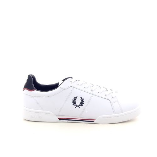 Fred perry herenschoenen sneaker wit 192464