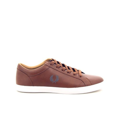 Fred perry  sneaker donkerblauw 192458
