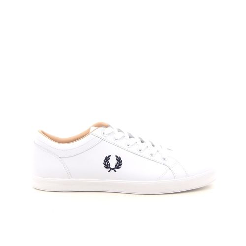 Fred perry herenschoenen sneaker wit 188445