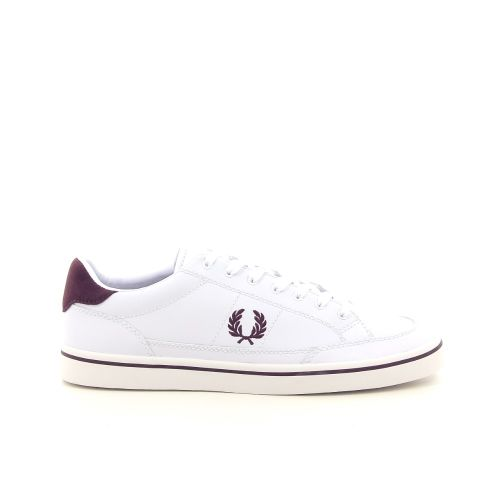 Fred perry herenschoenen sneaker wit 192461