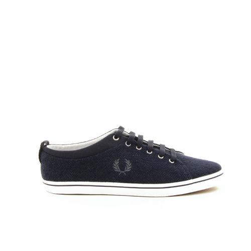 Fred perry herenschoenen sneaker blauw 16958