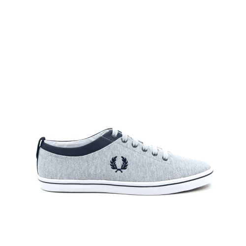 Fred perry  sneaker grijs 170764