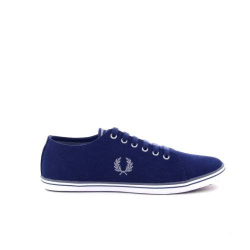 Fred perry solden sneaker lichtblauw 98340