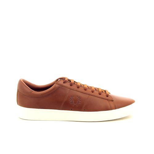 Fred perry  sneaker cognac 176710