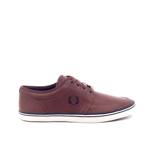Fred perry solden sneaker donkerblauw 168382