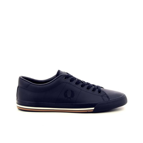 Fred perry  sneaker donkerblauw 188450
