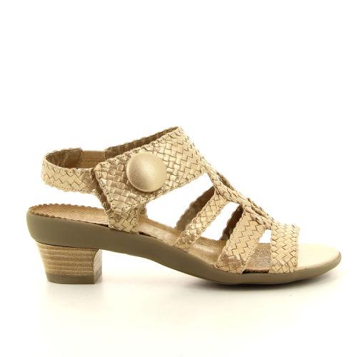 Vabeene solden sandaal goud 14237