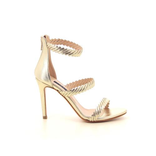 Albano damesschoenen sandaal zwart 195030
