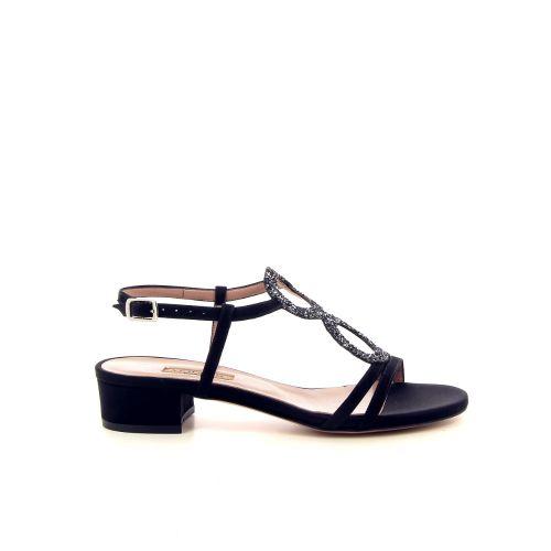 Albano damesschoenen sandaal zwart 184633