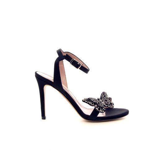 Albano damesschoenen sandaal zwart 184634