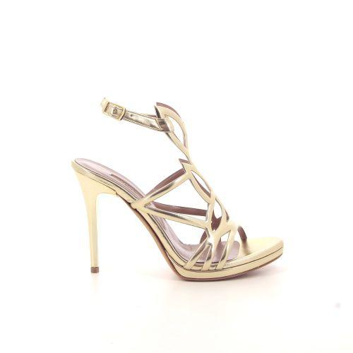 Albano damesschoenen sandaal platino 184636