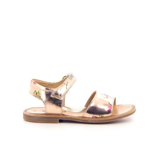 Zecchino d'oro kinderschoenen sandaal platino 194222