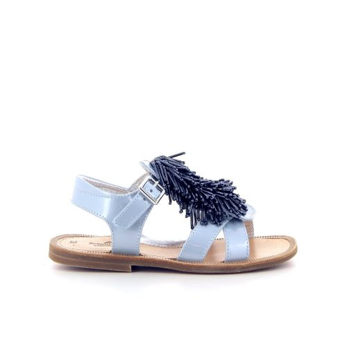 Zecchino d'oro kinderschoenen sandaal turquoise 194233