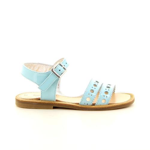 Zecchino d'oro solden sandaal lichtblauw 11124