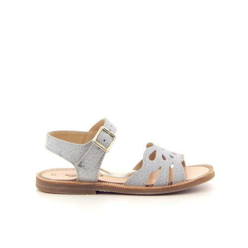 Zecchino d'oro kinderschoenen sandaal zilver 191179