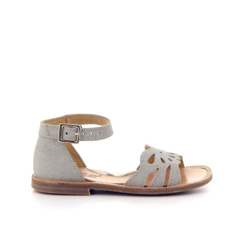 Zecchino d'oro solden sandaal platino 183800
