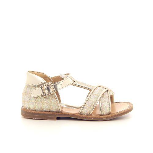 Zecchino d'oro  sandaal goud 194245