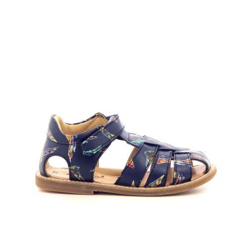 Zecchino d'oro kinderschoenen sandaal donkerblauw 194217