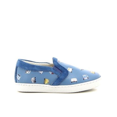 Zecchino d'oro kinderschoenen sneaker hemelsblauw 170930