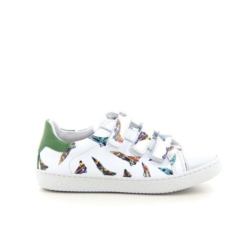 Zecchino d'oro kinderschoenen sneaker wit 194261