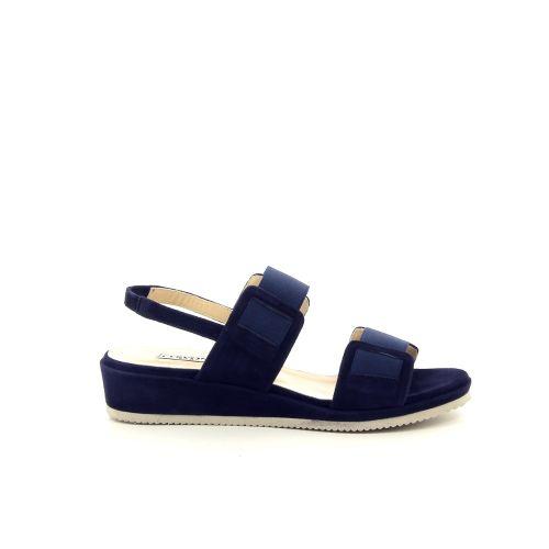 Cervone damesschoenen sandaal blauw 193618