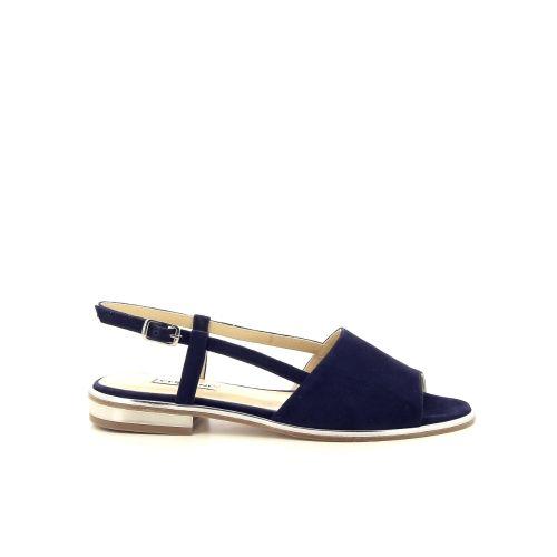 Cervone damesschoenen sandaal blauw 193627