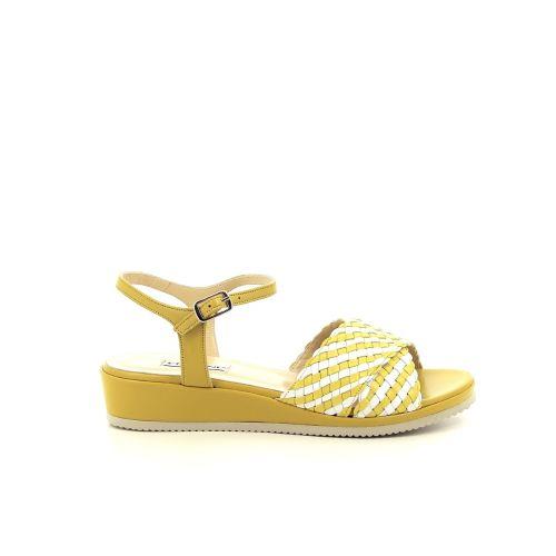 Cervone damesschoenen sandaal geel 193614