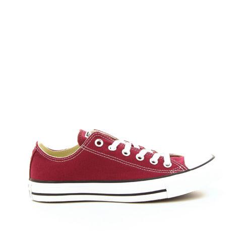 Converse damesschoenen sneaker rood 16488
