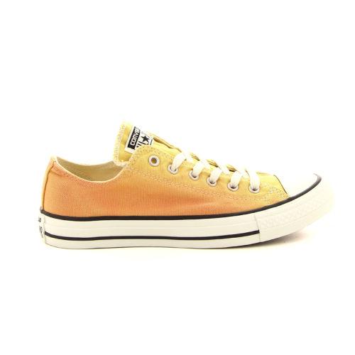Converse kinderschoenen sneaker geel 86108