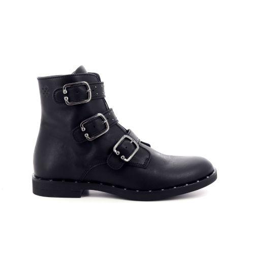 Terre bleue  boots zwart 198319