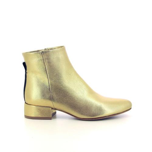 Angelo bervicato damesschoenen boots goud 193585