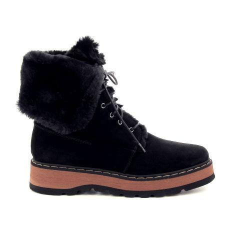 Angelo bervicato damesschoenen boots zwart 198193