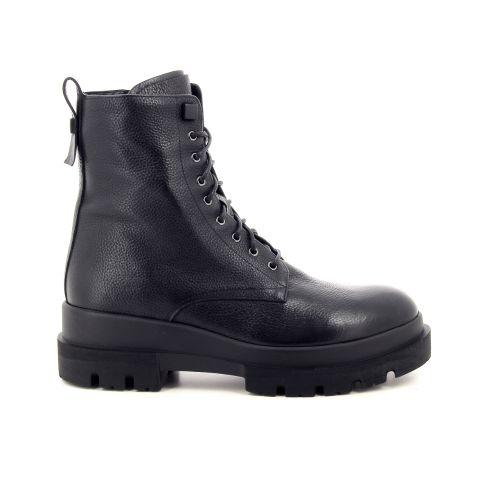 Angelo bervicato damesschoenen boots zwart 198189