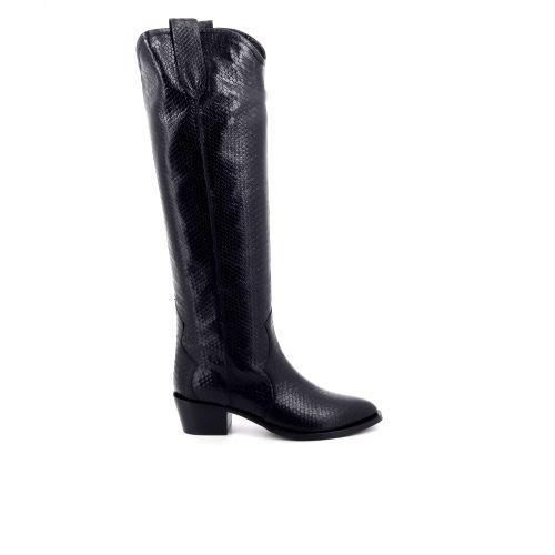 Angelo bervicato damesschoenen laars zwart 198170