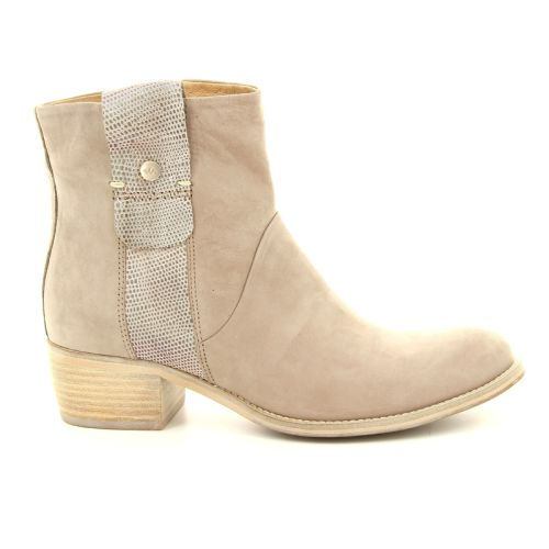 Via vai  boots l.taupe 87825