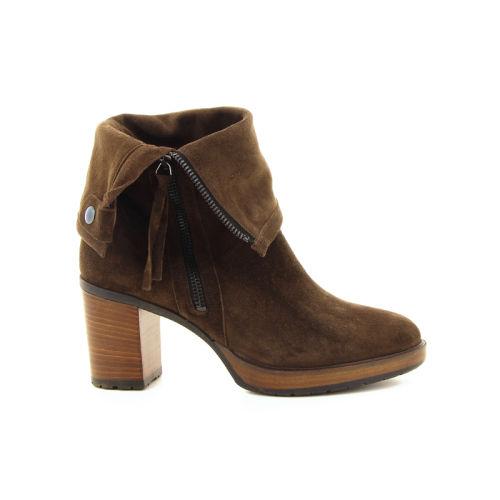 Via vai damesschoenen boots bruin 17904