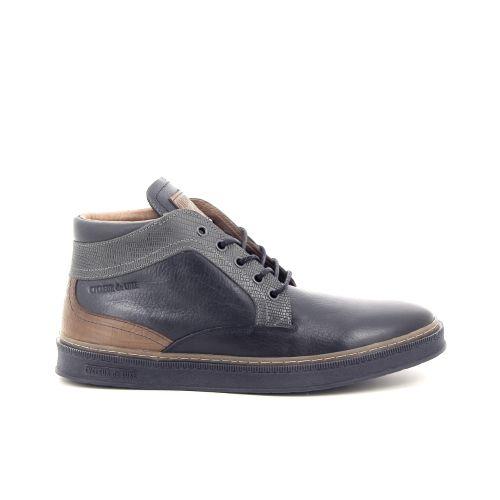 Cycleur de luxe herenschoenen boots blauw 18384