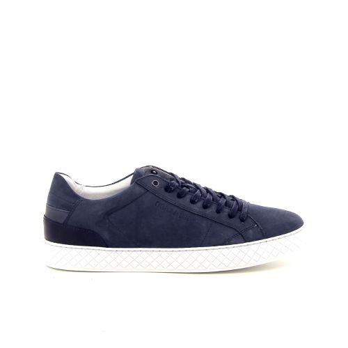 Cycleur de luxe herenschoenen sneaker blauw 183249