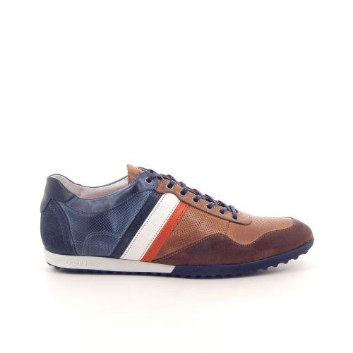 Cycleur de luxe herenschoenen sneaker cognac 183254