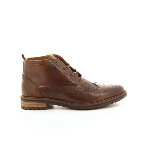 Cycleur de luxe herenschoenen boots cognac 18381