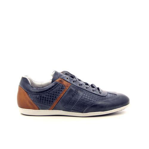 Cycleur de luxe herenschoenen sneaker blauw 183251