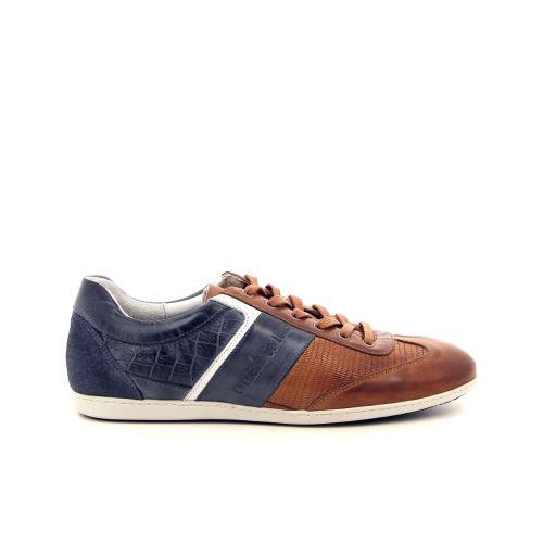Cycleur de luxe herenschoenen sneaker cognac 183251