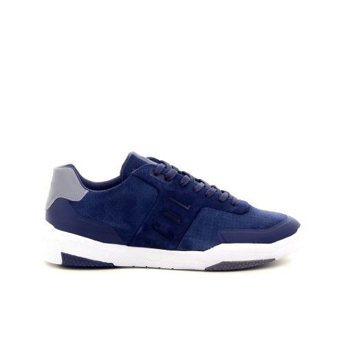 Cycleur de luxe herenschoenen sneaker blauw 183245