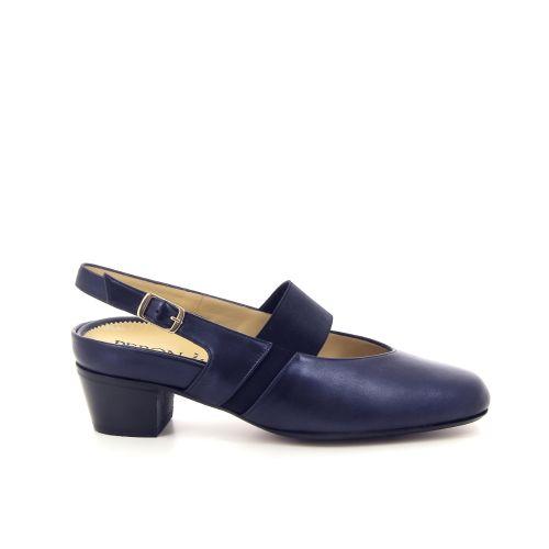 Peron damesschoenen sandaal blauw 14256