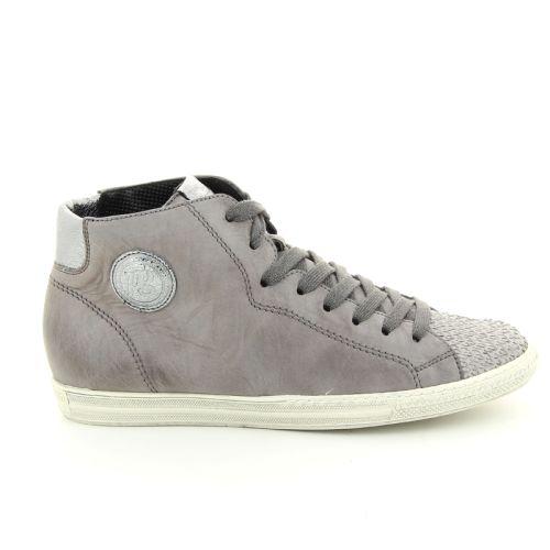 Paul green damesschoenen sneaker grijs 95932